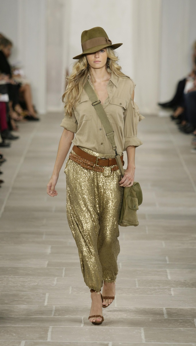 Five 2015 Runway trends that can be incorporated in your ...
