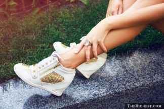 worst fashion trends sneakerwedges